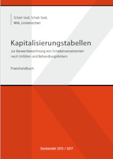 Kapitalisierungstabellen